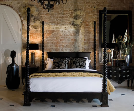 Romantic Four Poster Beds four poster beds archives - melodramatic adventures
