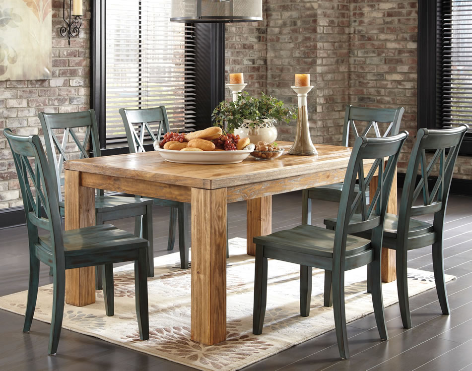 Rustic-Dining-Room-Table-Plans