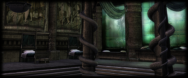 Slytherin_Dormitories