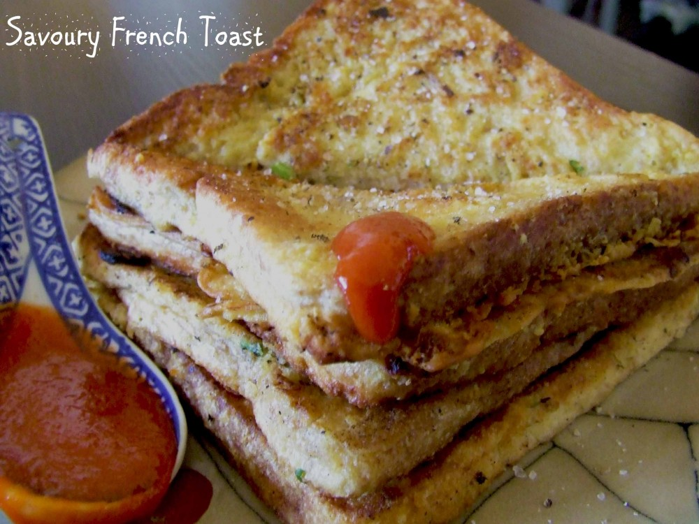 Vegan French Toast