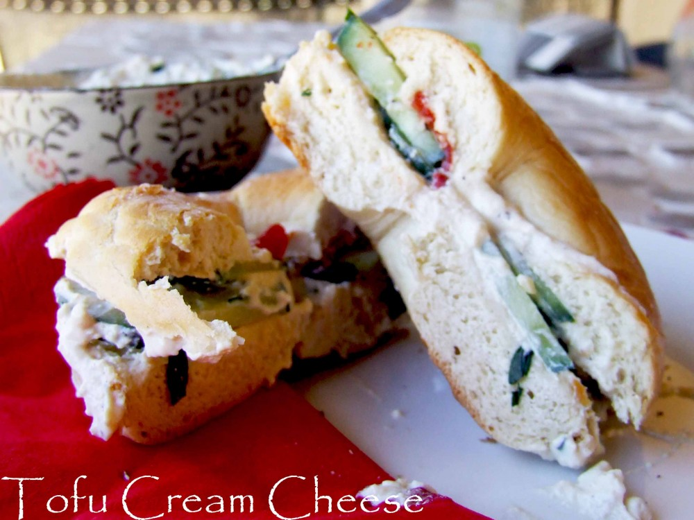 Tofu Cream Cheese