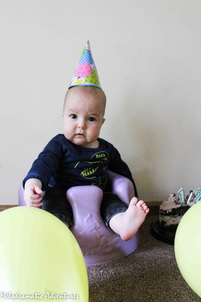 On Saturday We Had A Little Half Birthday Celebration For Arren Baby Boy Is 6 Months Old It Feels Like Only Yesterday I Held My Not So Tiny In